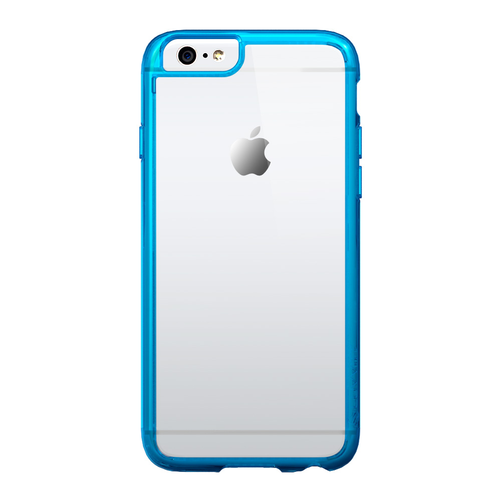 wholesale dealer 4e372 ad79a Details about LUVVITT CLEARVIEW Case for iPhone 6 PLUS | Cover for iPhone  6S PLUS - Clear