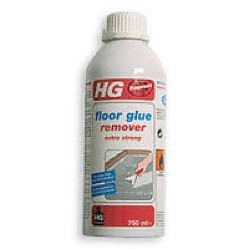 Hg Floor Glue Remover Extra Strong 750ml Ebay