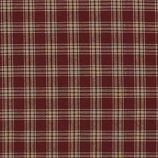 Sturbridge-Plaid-Valance-72x14-Unlined-Black-Wine-or-Navy thumbnail 7
