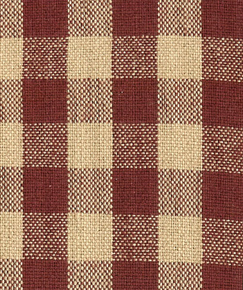 Heritage House Check Country Table Runner Table Runner