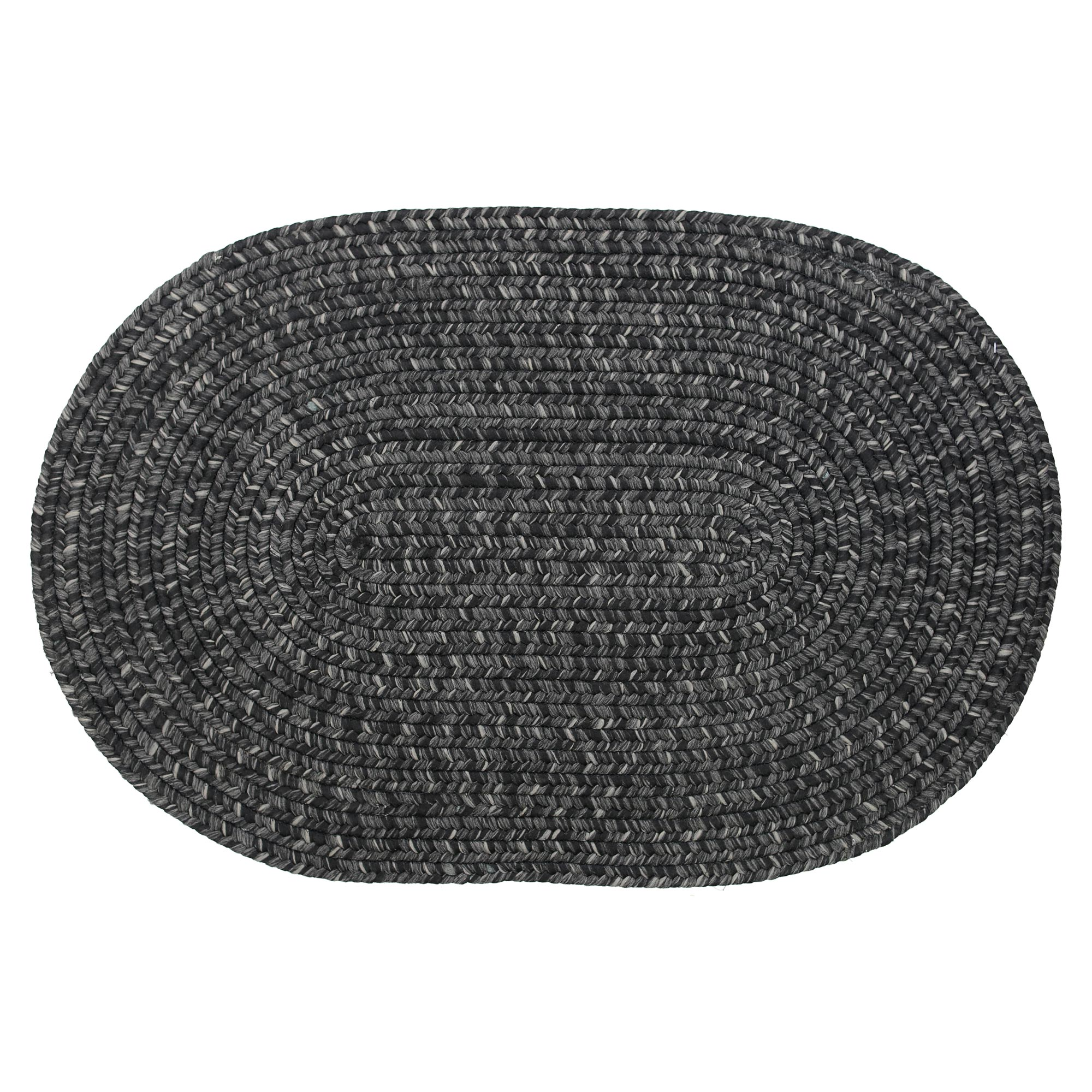 Solid Braided Area Rugs Indoor Outdoor Oval Rectangle | eBay - photo#11