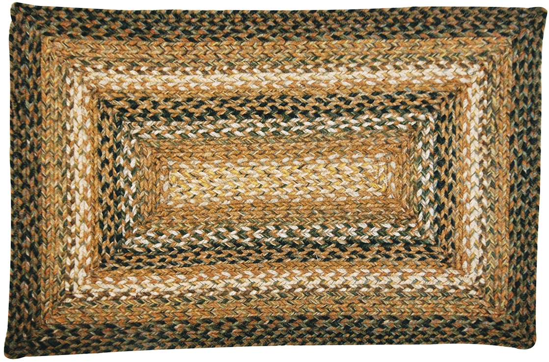 homespice decor jute braided area rug coffee brown tan. Black Bedroom Furniture Sets. Home Design Ideas