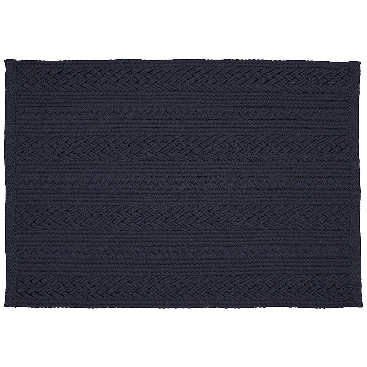 Laguna Indoor Outdoor Rectangle Braided Rug Country