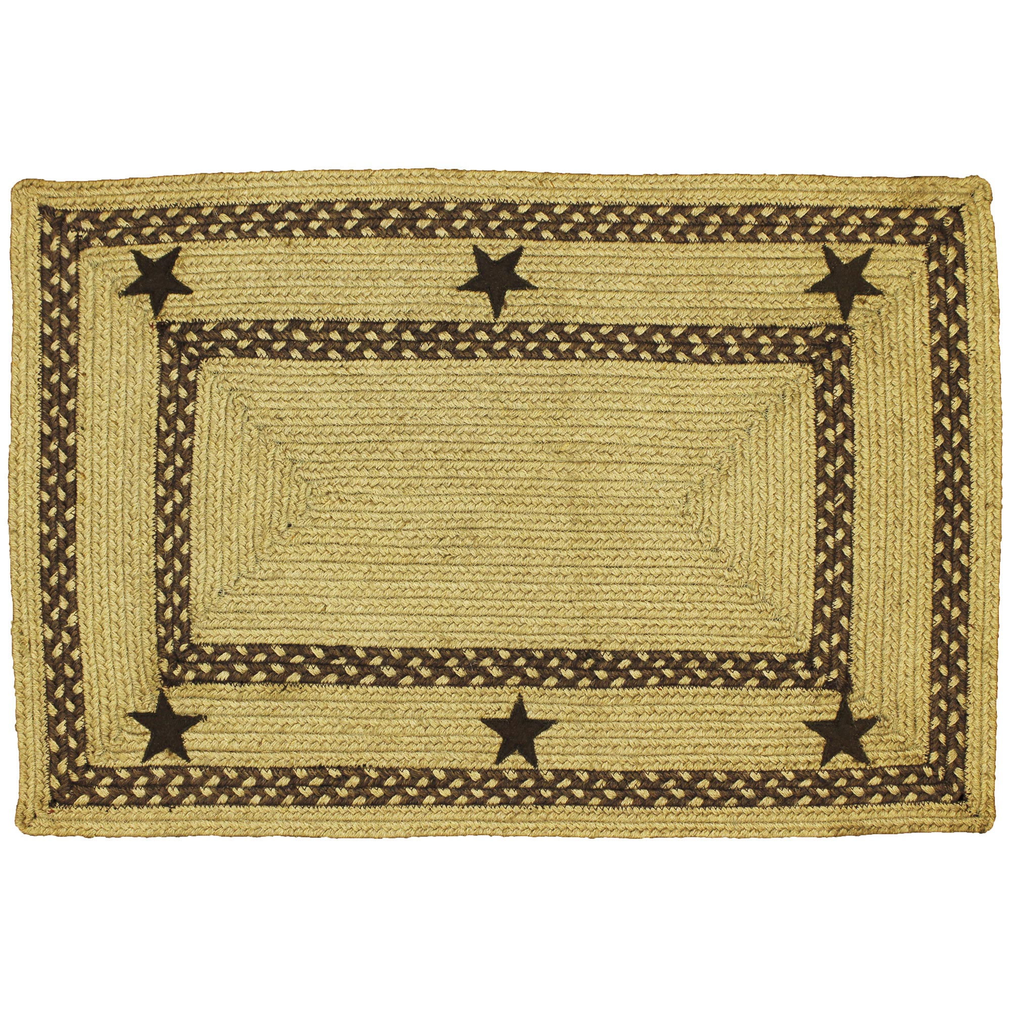 Texas Star Braided Jute Area Rugs Ebay