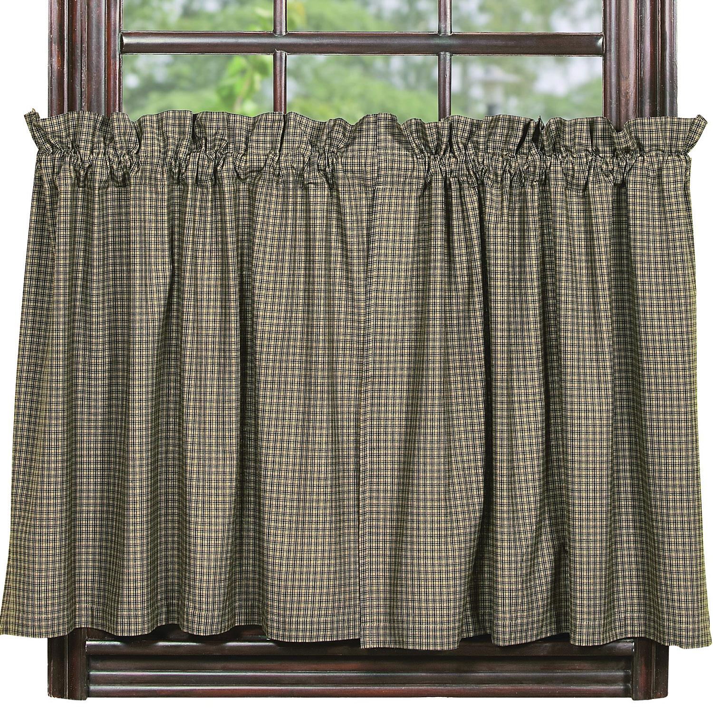 Vintage Star Curtain Tiers eBay