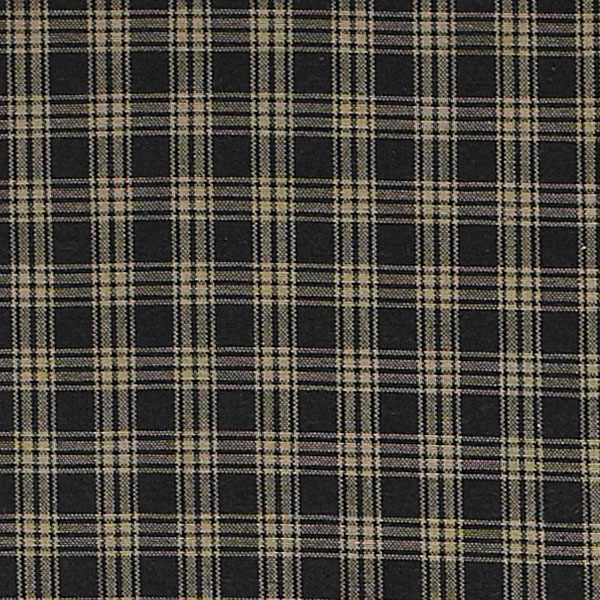 Sturbridge Plaid Cotton Shower Curtain 72x72 Wine, Black, Navy | eBay