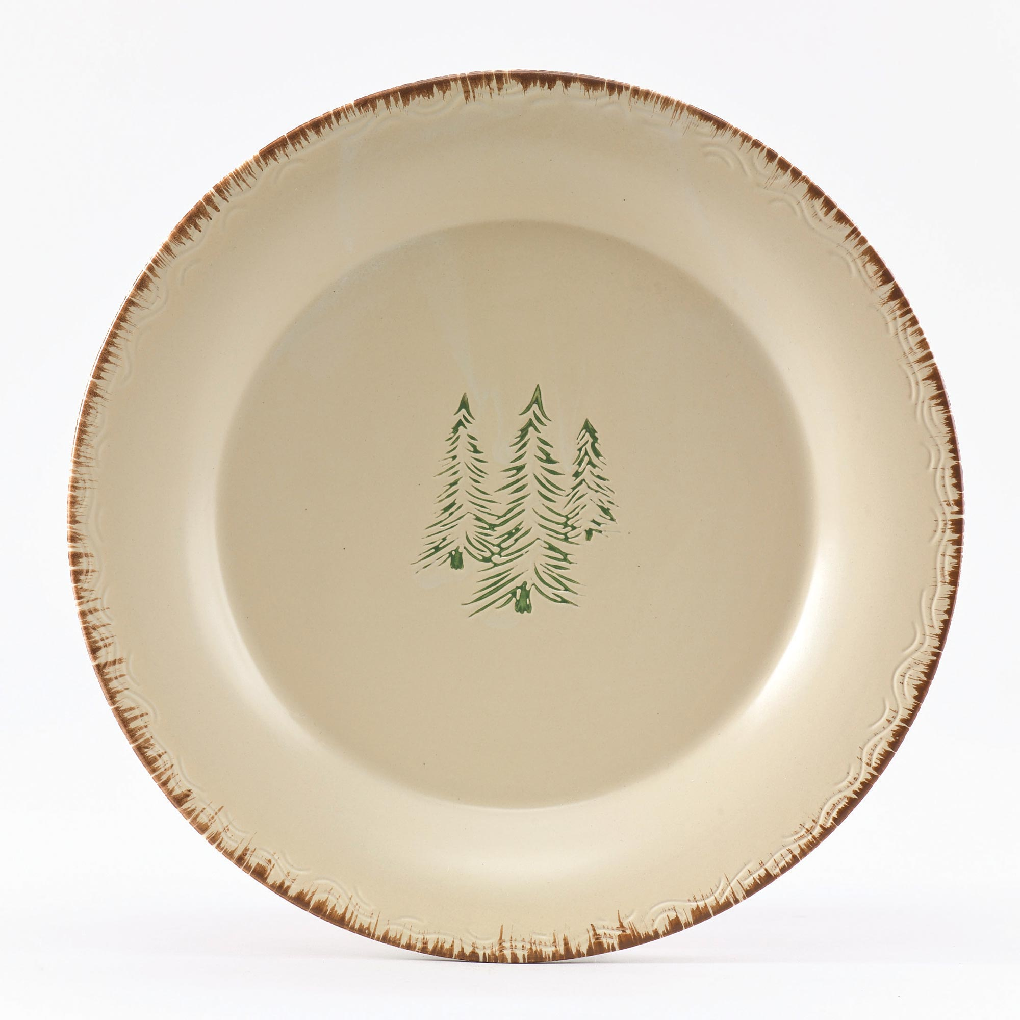 Rustic Retreat Dinner Plate Set Ebay