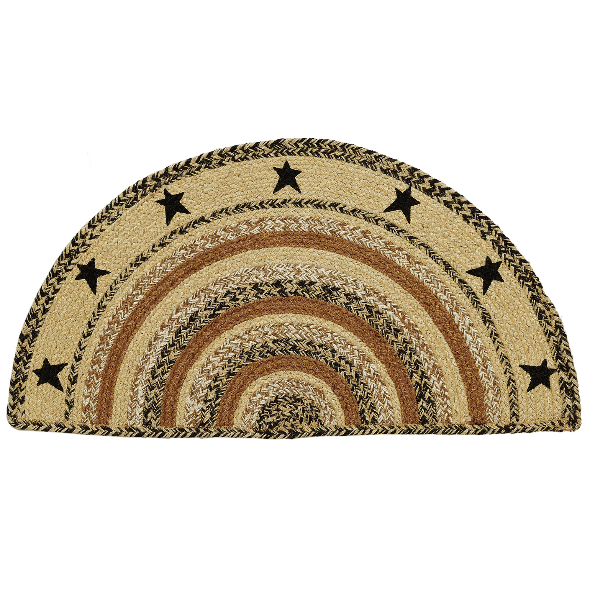 Kettle Grove Braided Jute Rug Oval Or Rectangle Available