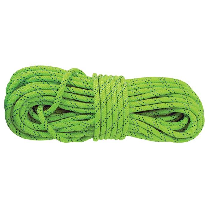 "New England Ropes KM III 1//2/"" X 150/' Green Static Climbing Rope"