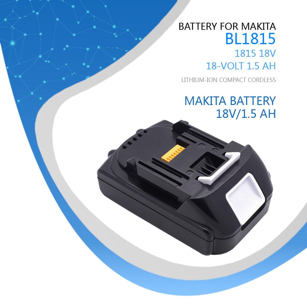 18v 1 5ah power tools battery for makita bl1815 au a new. Black Bedroom Furniture Sets. Home Design Ideas