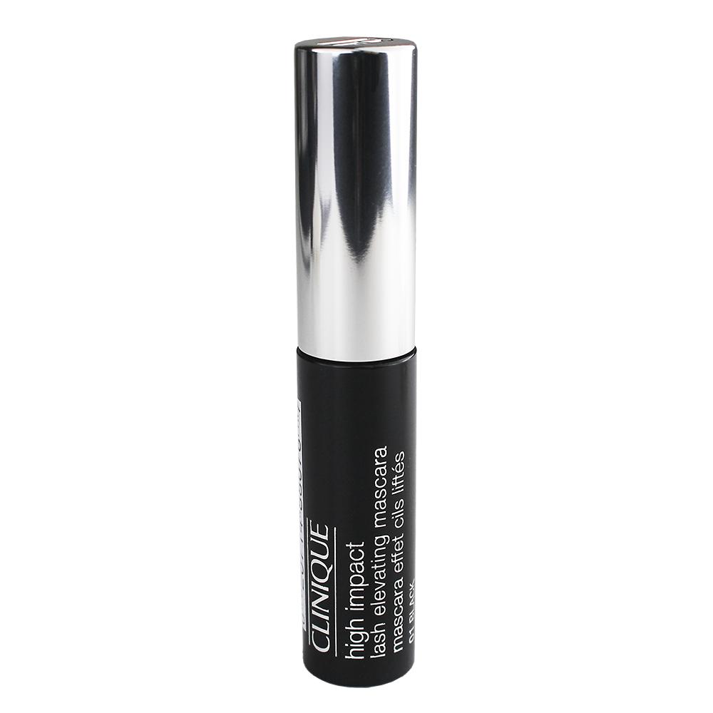 22f77536247 Clinique High Impact Lash Elevating Mascara - 01 Black, Travel Size .31oz  SEALED