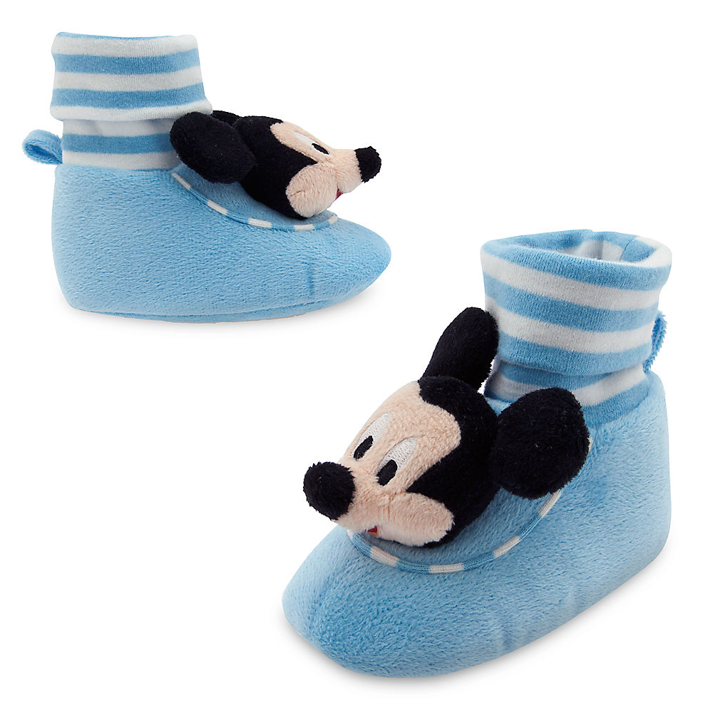 Disney Store Mickey Shoes For Babies