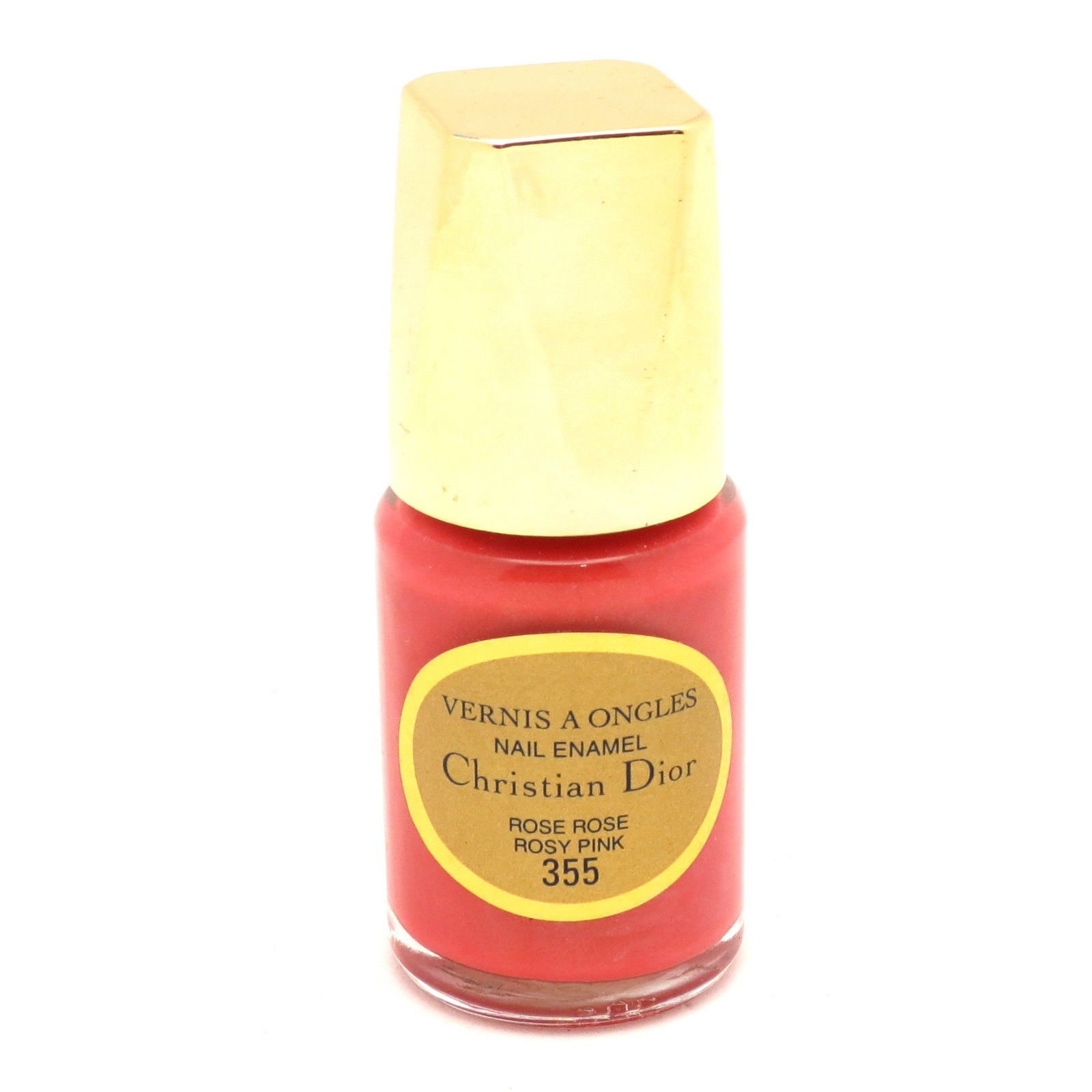 Christian Dior Vernis A Ongles Nail Enamel Unboxed