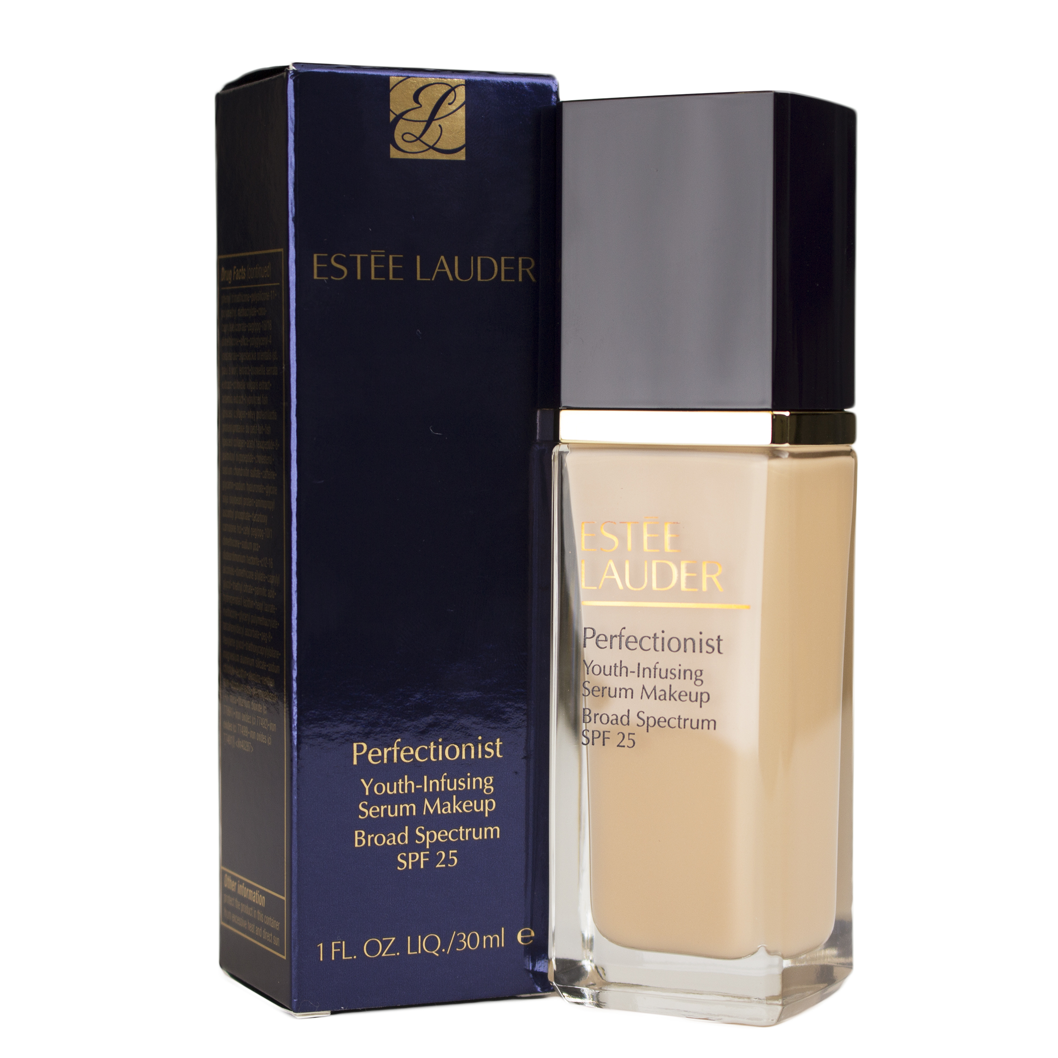 Estee Lauder Perfectionist Youth Infusing Serum Makeup Spf 25 1oz