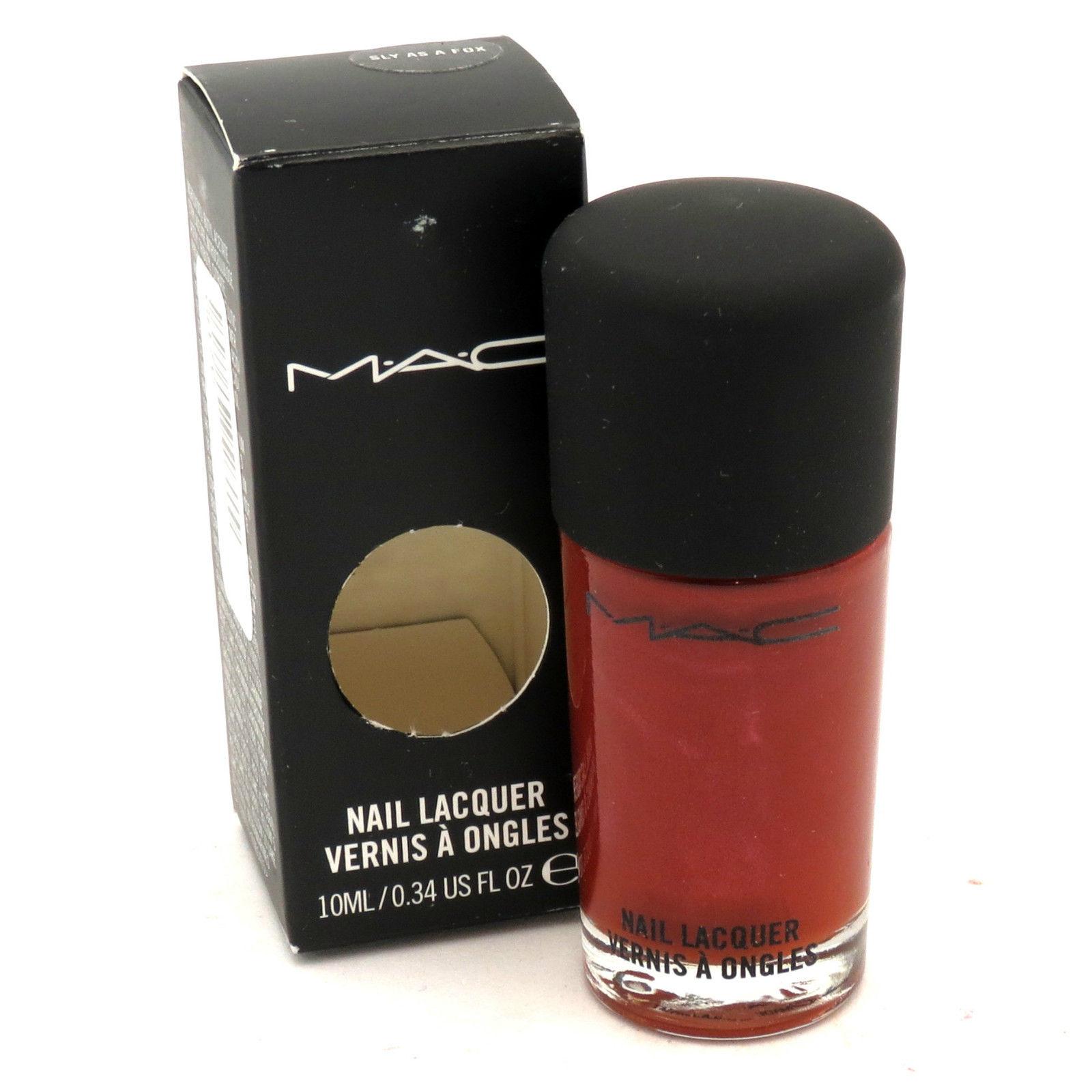 Mac Nail Lacquer Nail Polish Ebay