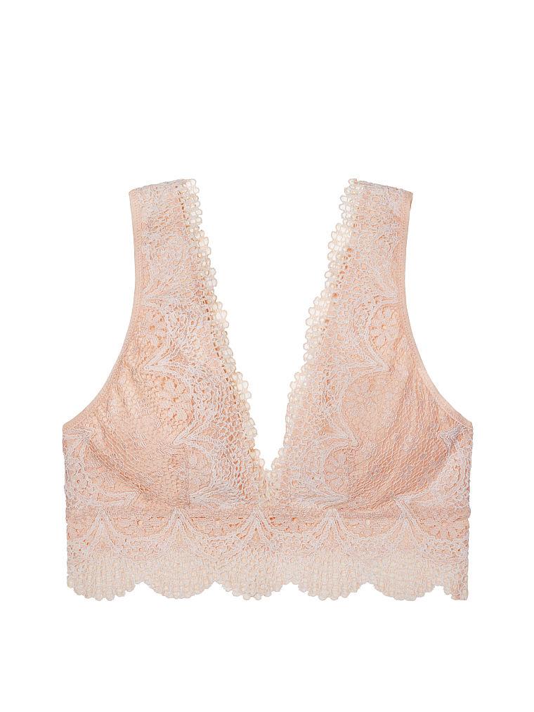Shorts Peach Lingerie Set 2 PC Tank M Victorias Secret
