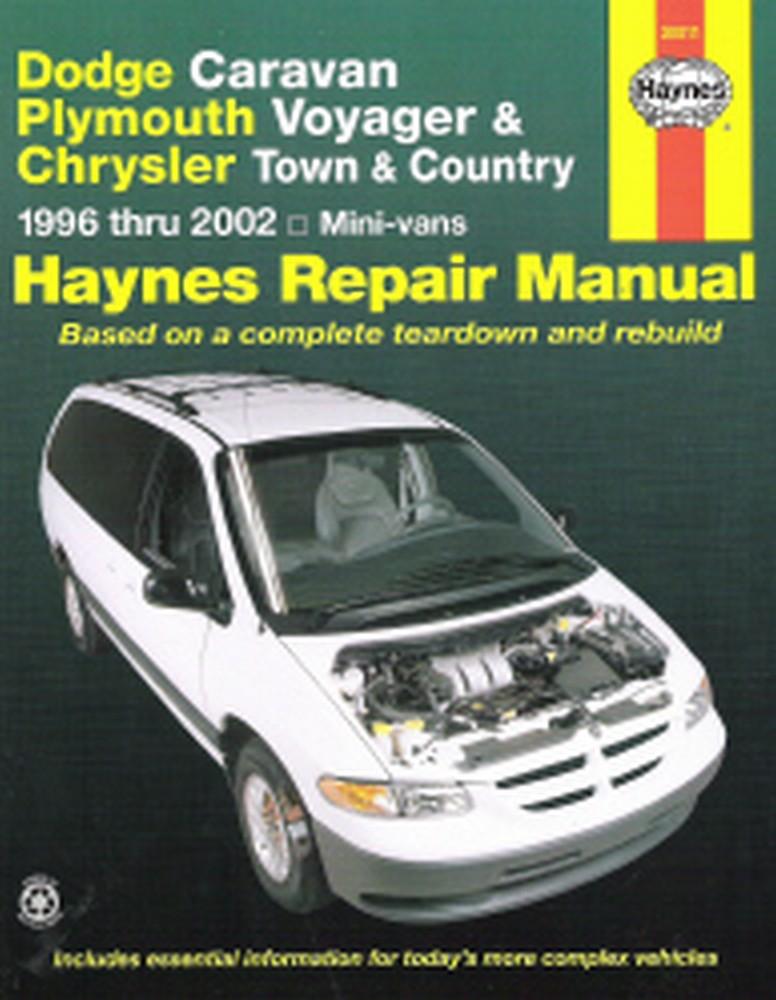 1996 2002 dodge caravan voyager town country repair manual. Black Bedroom Furniture Sets. Home Design Ideas
