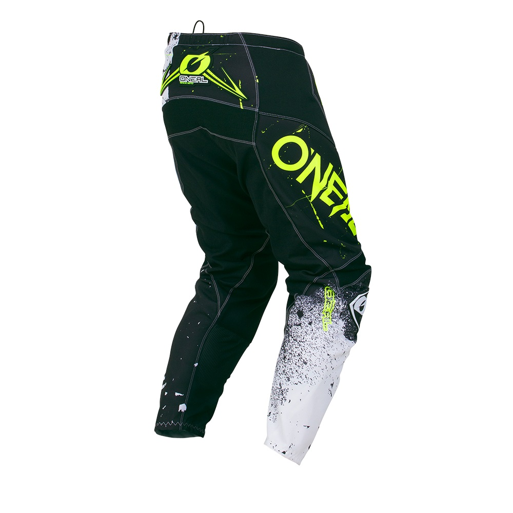 ONEAL ELEMENT Kids Pants SHRED Black/Orange