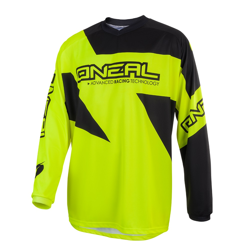 ONEAL MATRIX Jersey Ridewear Neon Yellow/Black/Orange image