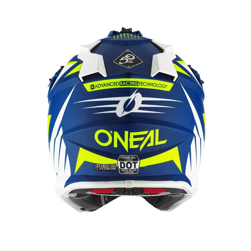 ONEAL Spyde 2.0 2SRS Motocross Helmet