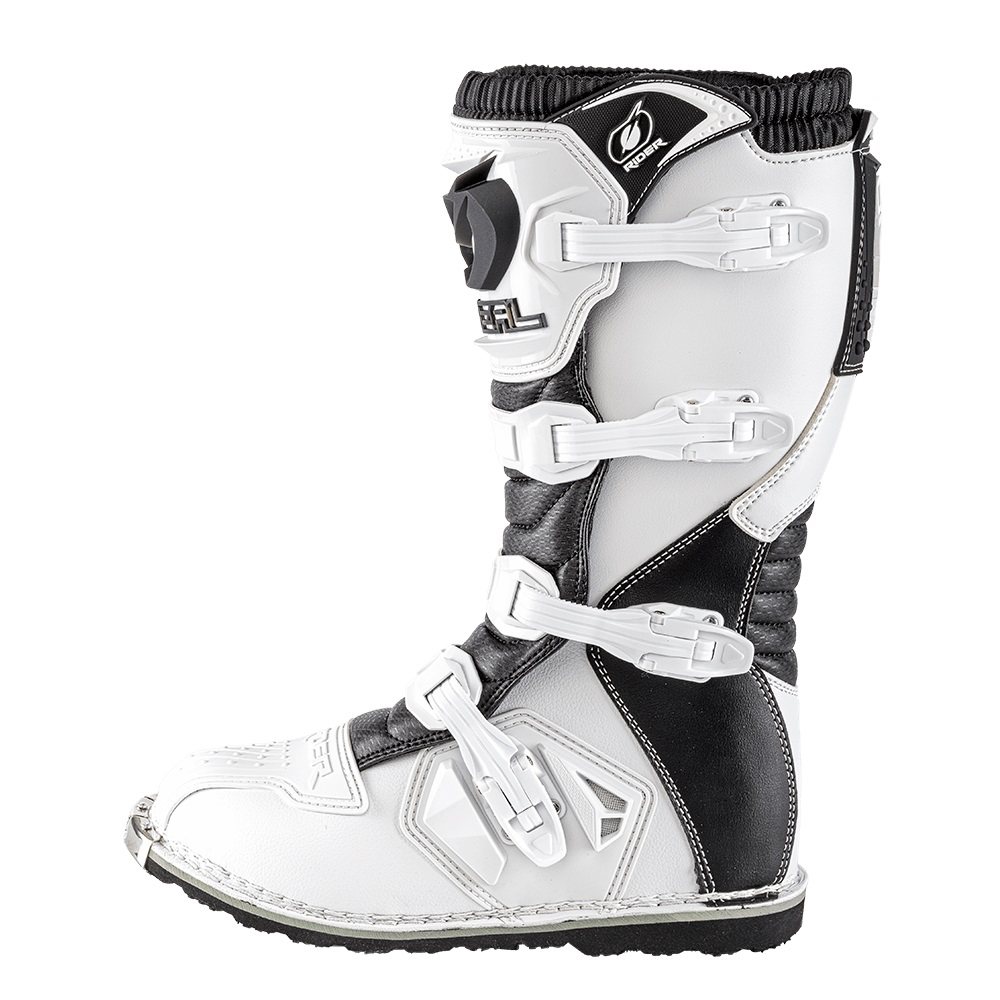 ONEAL Rider Boots White