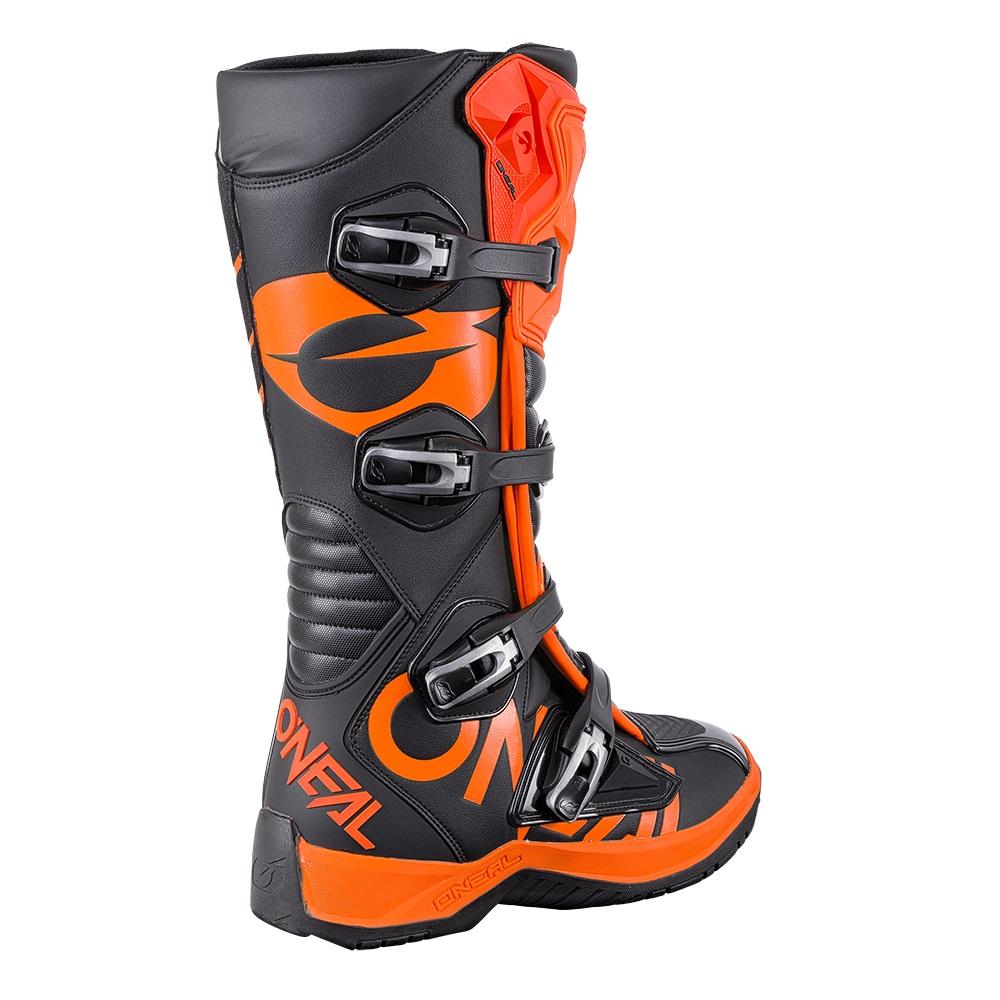 ONEAL RMX Boot EU Orange/Grey/Neon Yellow