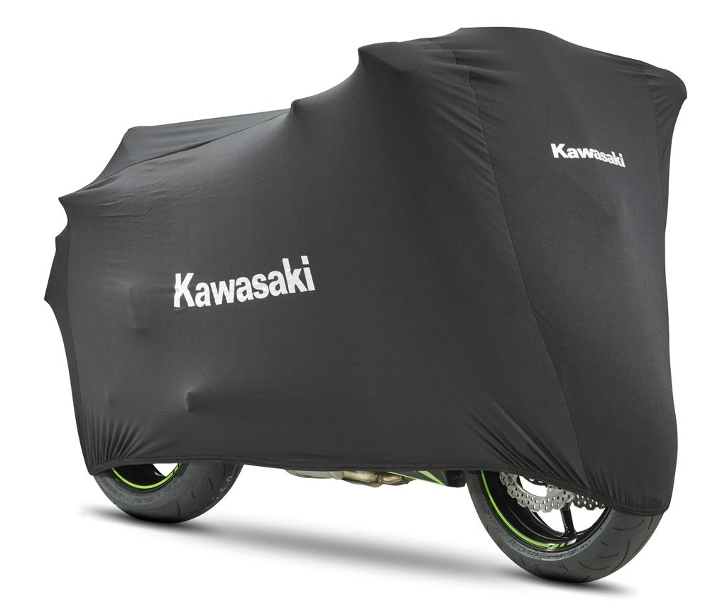 Genuine Kawasaki Indoor cover stretch HQ Large