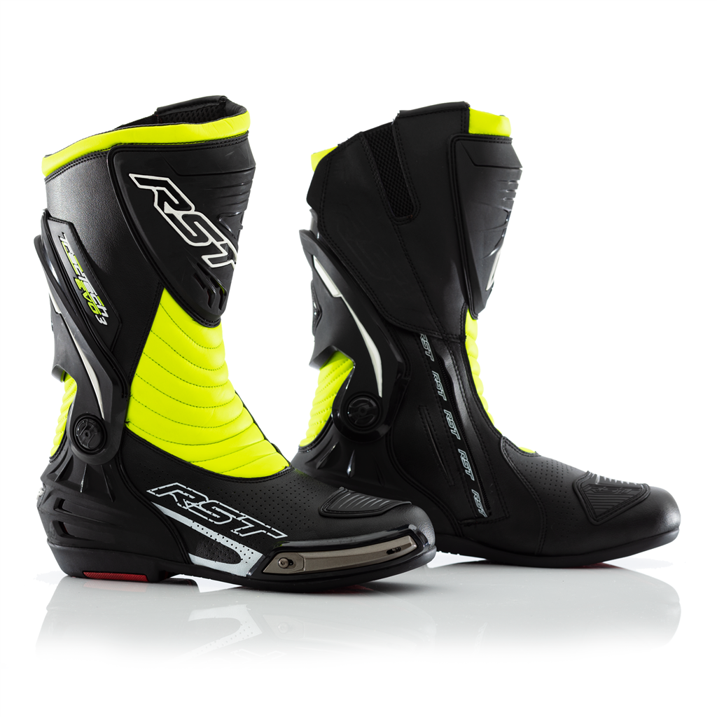 RST Tractech Evo III Sport Boot CE Flo-Yellow