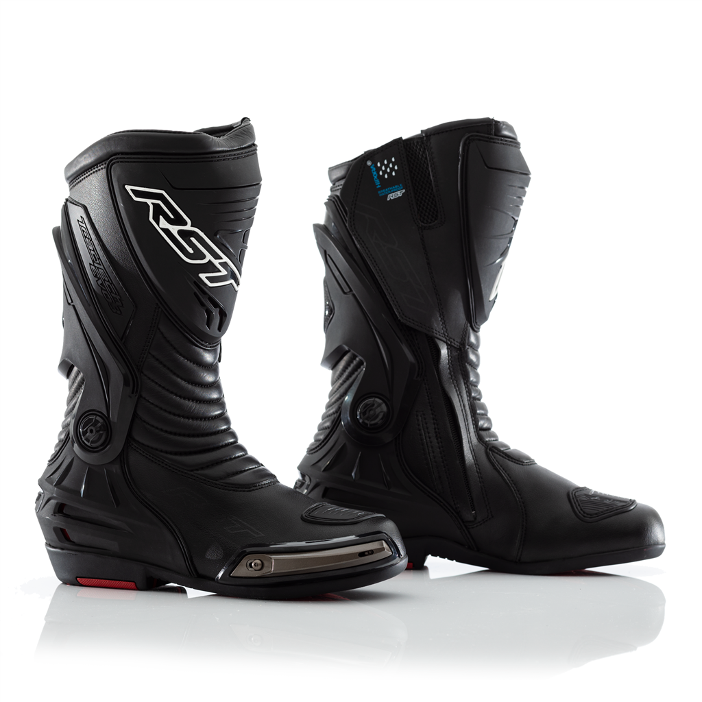 RST Tractech Evo III Sport Boot WP CE Black