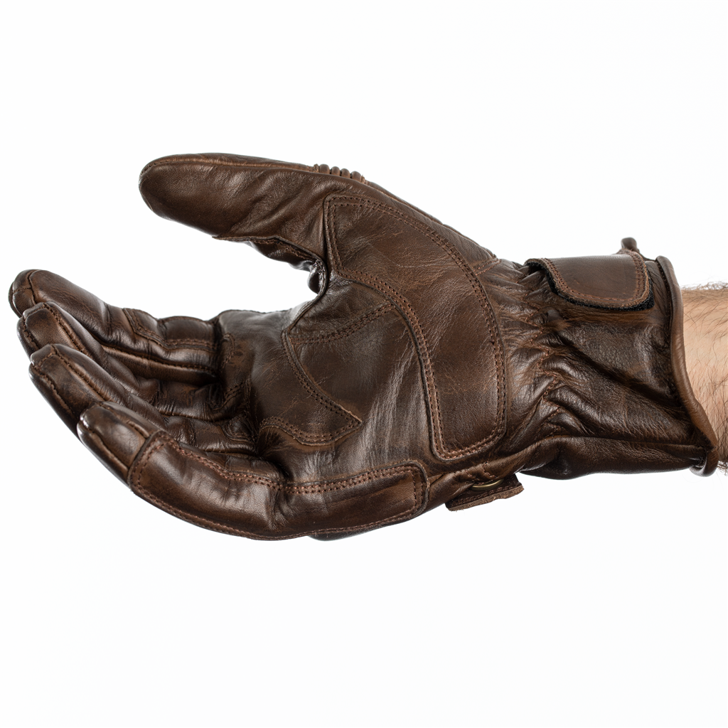 RST Roadster II CE Men's Glove - Tobacco Brown