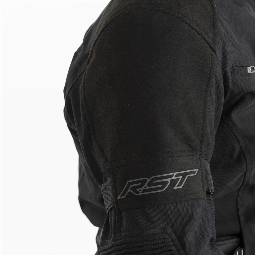 RST Pro Series Raid CE Men's Textile Jacket - Military Green