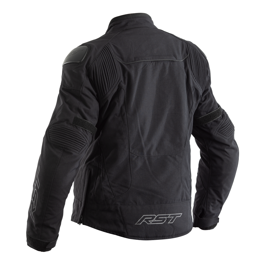 RST GT Ladies Motorcycle Jacket CE (Black / Black)