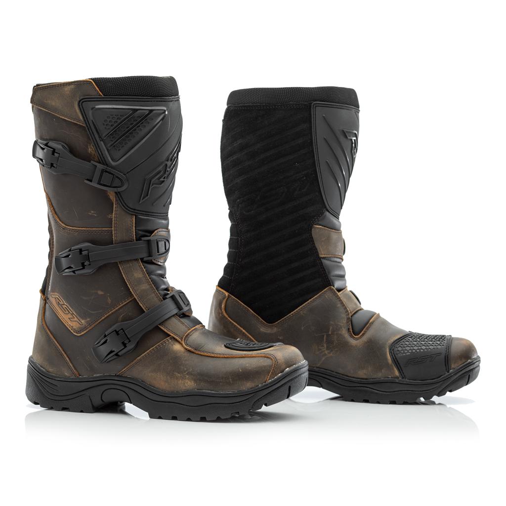 RST Raid Mens Boots - Brown