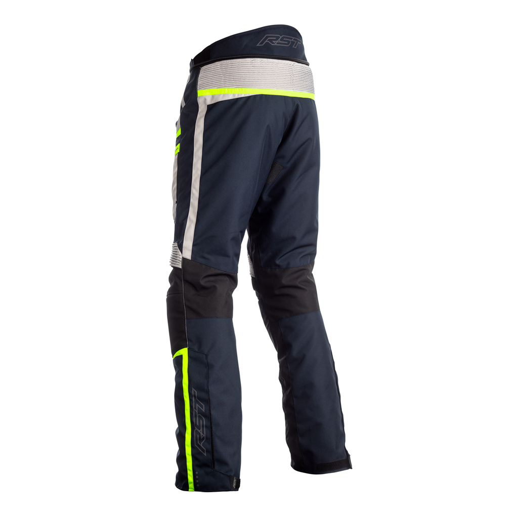 RST Maverick Mens Motorcycle Jeans (Blue / Neon)