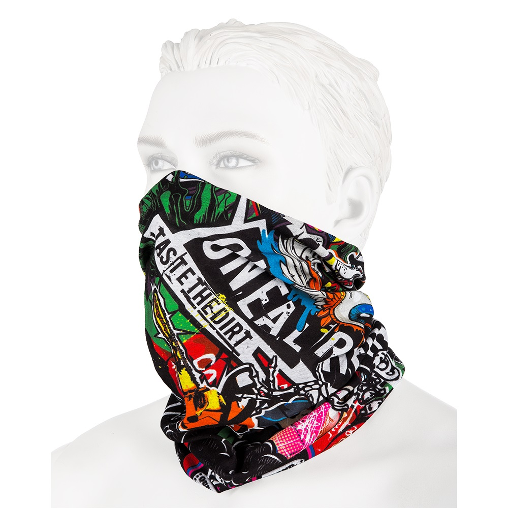 ONEAL Neck Warmer Crank - Multi