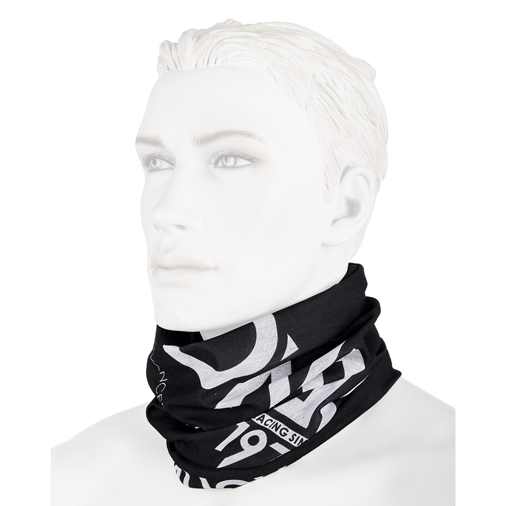 ONEAL Neck Warmer Solid - Black/White