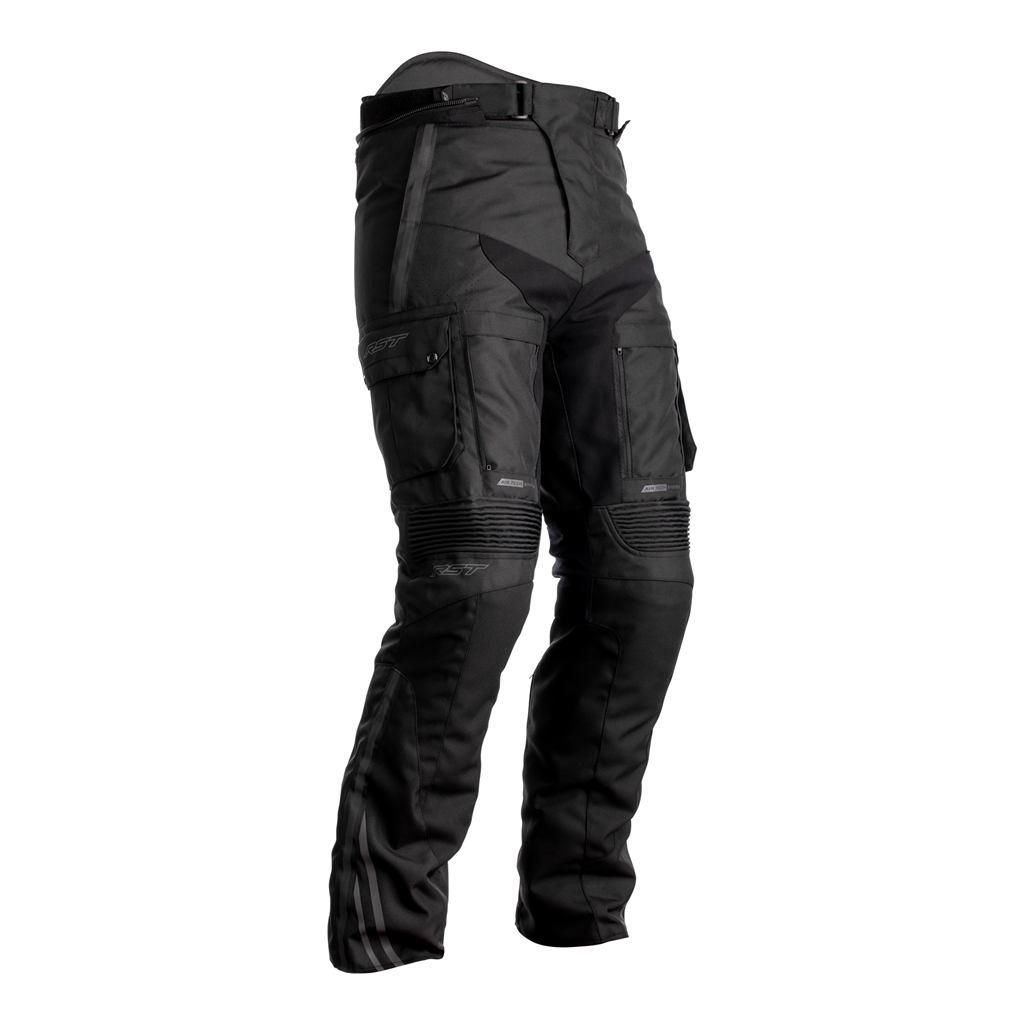 RST Pro Series Adventure-X Motorcycle Jeans CE (Black)