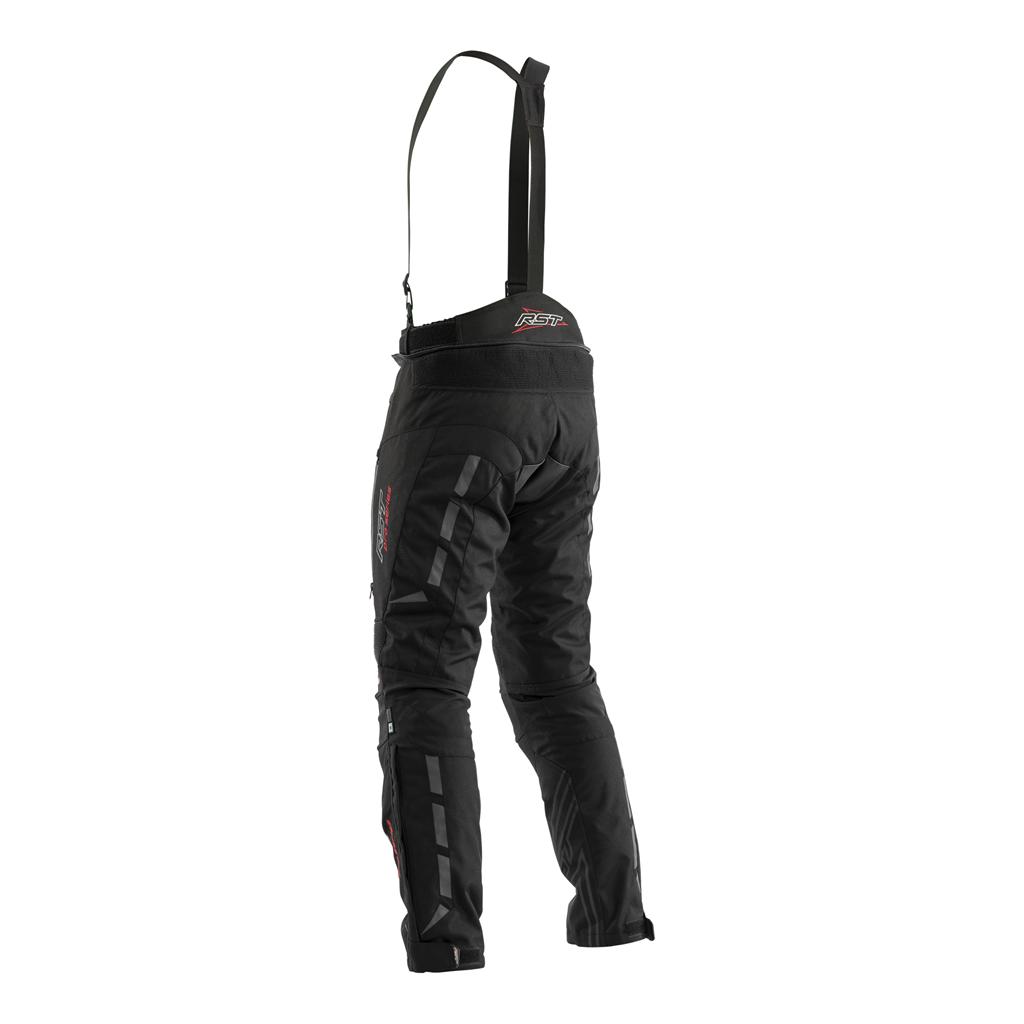 RST Mens Paragon V CE Textile Jeans Short Leg - Black