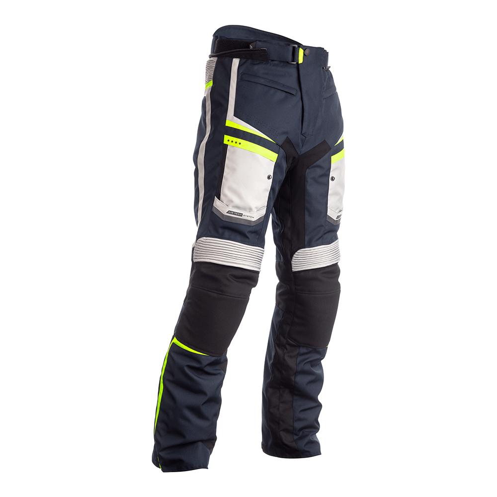 RST Maverick Ladies Motorcycle Jeans (Blue / Neon)