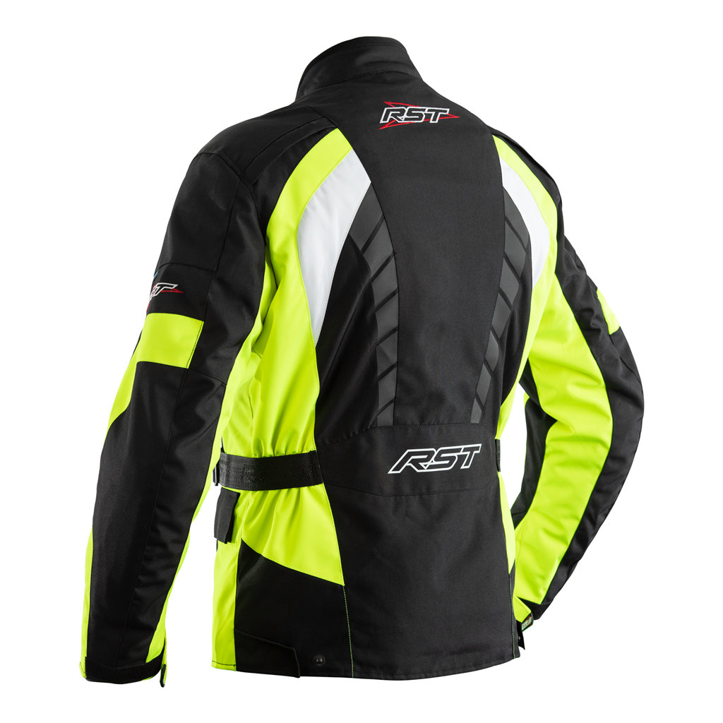 RST Alpha 4 Textile Motorcycle Jacket CE