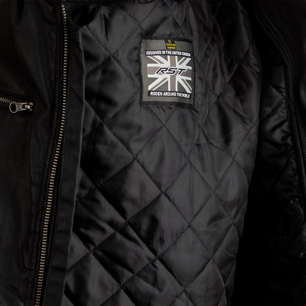 RST Brixton Mens Motorcycle Jacket