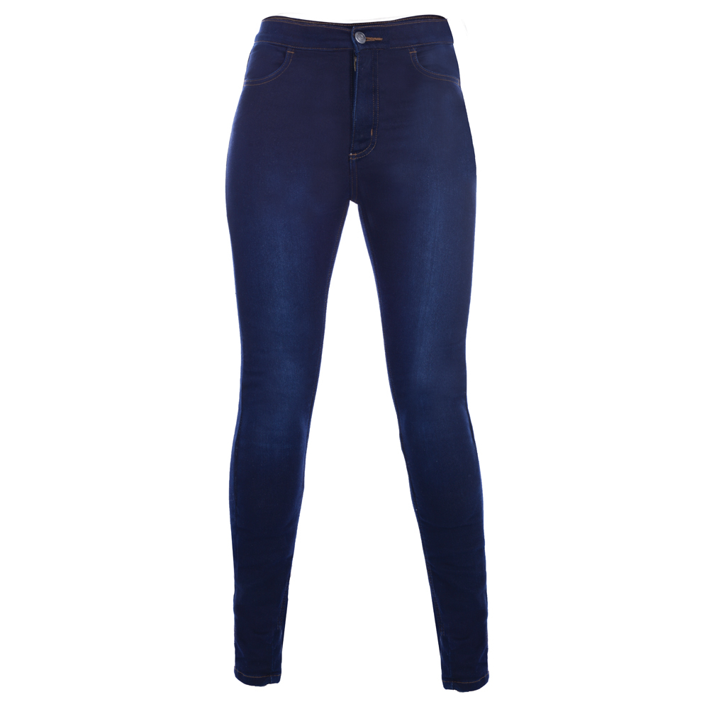 Oxford Super Jeggings - Indigo