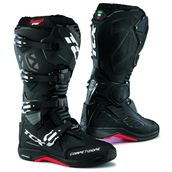 TCX Comp Evo Michelin Boots Black
