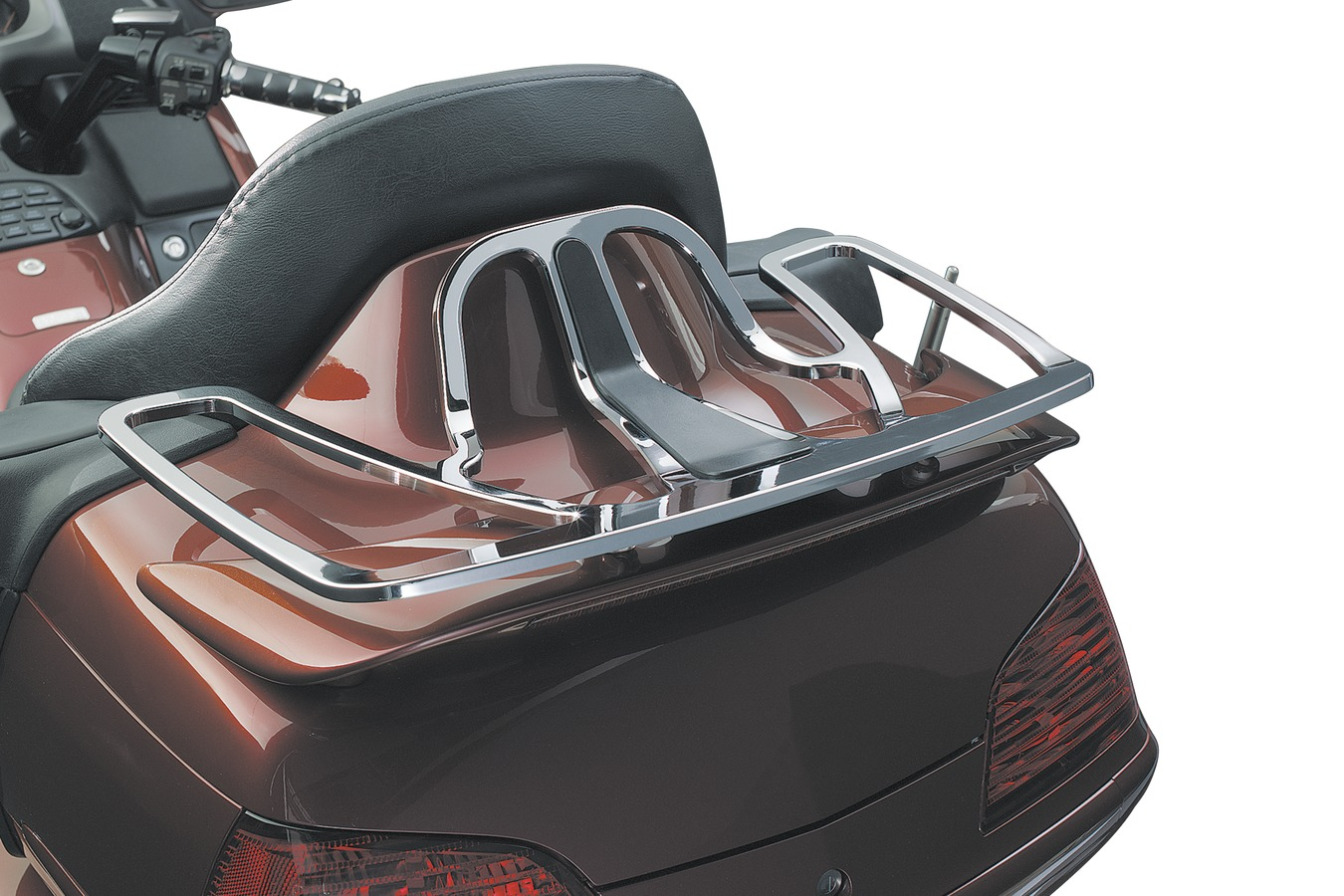 Kuryakyn Goldwing GL1800 Chrome Luggage Rack