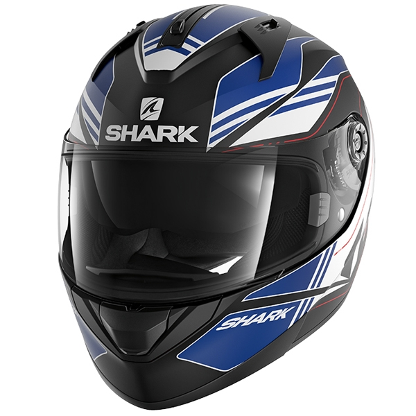 2017 SHARK RIDILL TIKA MOTORCYCLE HELMET