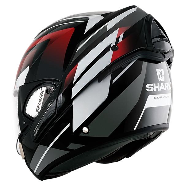 SHARK Evoline S3 Corvus Flip Front Helmet