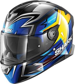 Shark Skwal 2 Oliveira Motorcycle Helmet