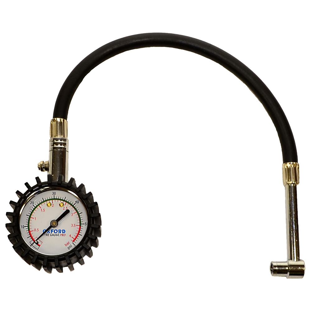 Oxford Products Tyre Gauge Pro - 0-60psi (OF313)