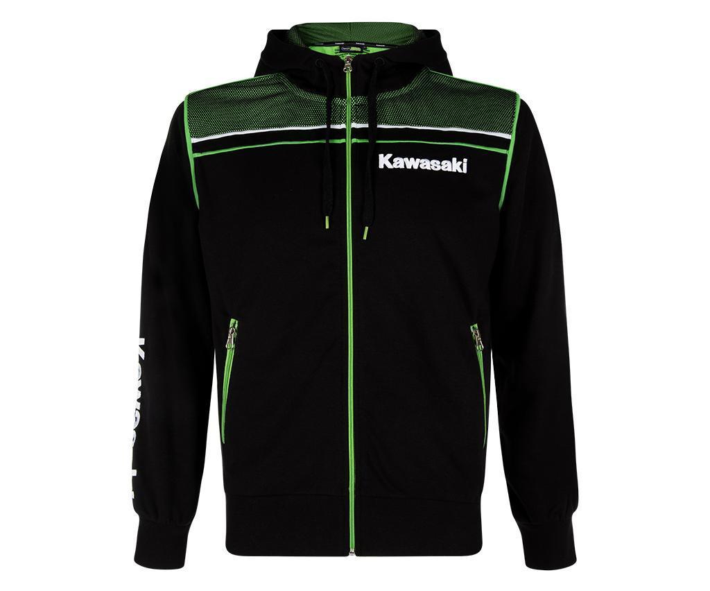 Kawasaki Sport Hooded Zip Sweatshirt
