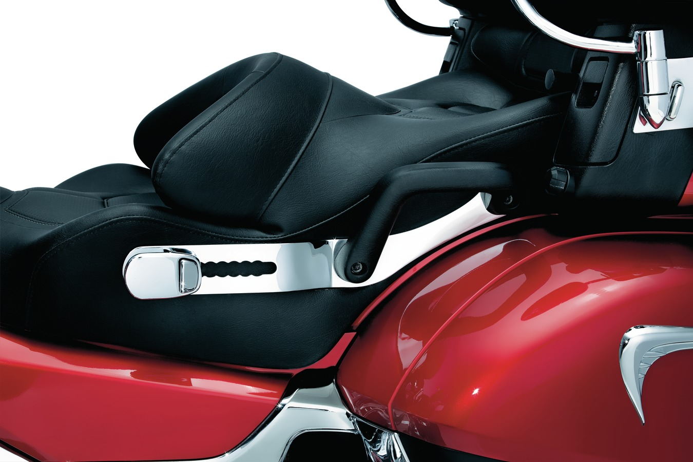 Kuryakyn Revolution Driver Backrest